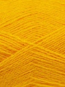 Fiber Content 70% Acrylic, 30% Angora, Yellow, Brand ICE, fnt2-36441