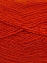 Fiber Content 70% Acrylic, 30% Angora, Orange, Brand ICE, fnt2-36442