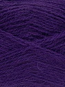 Fiber Content 70% Acrylic, 30% Angora, Purple, Brand ICE, fnt2-36463