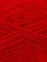 Fiber Content 60% Acrylic, 40% Angora, Red, Brand ICE, fnt2-36473