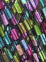Trellis  Fiber Content 100% Polyester, Pink, Lilac, Brand ICE, Green, Blue, Black, fnt2-36485