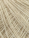 Fiber Content 60% Acrylic, 20% Wool, 10% Polyamide, 10% Mohair, Brand ICE, Cream, fnt2-36488