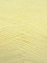 Fiber Content 90% Acrylic, 10% Polyamide, Brand ICE, Baby Yellow, fnt2-36500