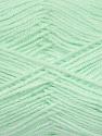 Fiber Content 90% Acrylic, 10% Polyamide, Brand ICE, Baby Green, fnt2-36501