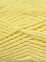 Fiber Content 50% Acrylic, 50% Wool, Brand ICE, Baby Yellow, fnt2-36512