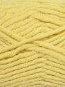 Fiber Content 50% Wool, 50% Acrylic, Light Yellow, Brand ICE, fnt2-36513