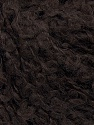 Fiber Content 100% Wool, Brand ICE, Dark Brown, fnt2-36534