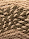 Fiber Content 65% Acrylic, 35% Wool, Rose Brown, Brand ICE, Camel, fnt2-36603