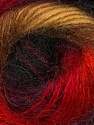 Fiber Content 75% Acrylic, 25% Angora, Red, Orange, Brand ICE, Green Shades, Brown, fnt2-36616