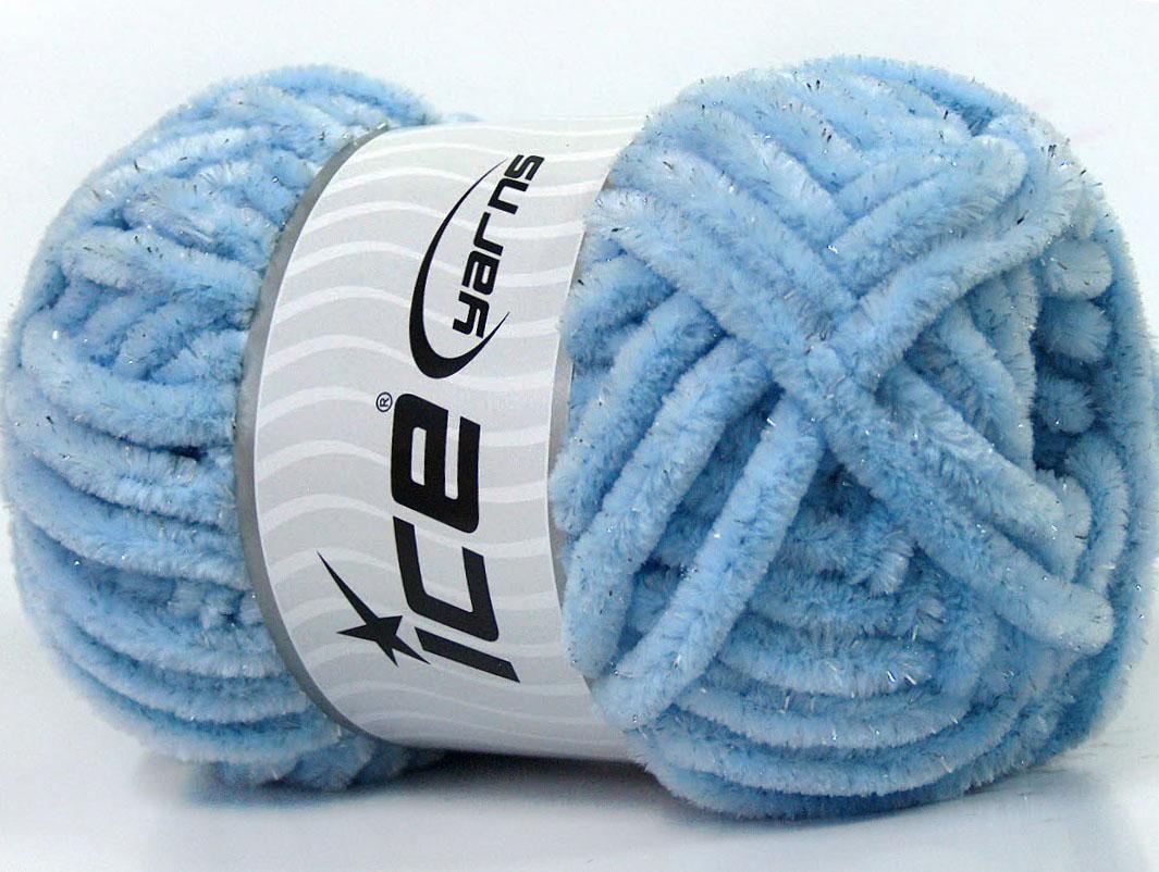 Велюр для ручного вязания